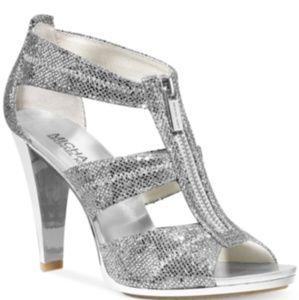 Michael Kors Berkly t-strap Heels